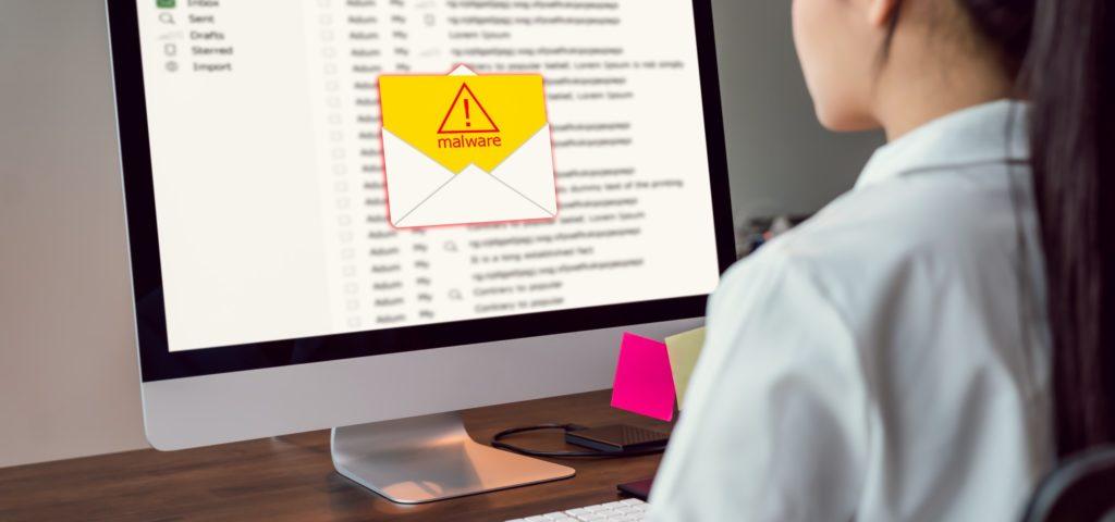 Rimozione virus e malware latina mayer
